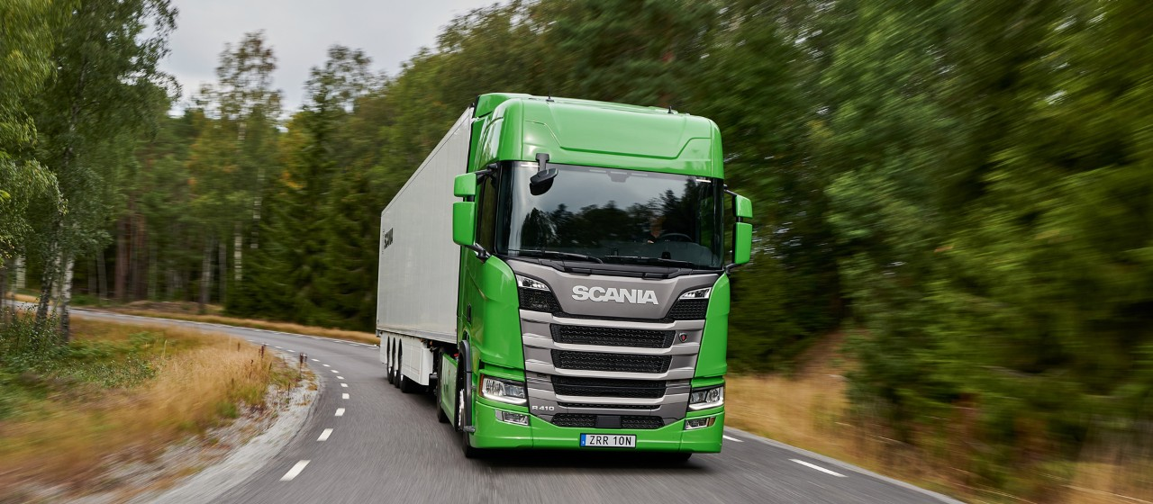 23 litros Scania Green Truck of the Year