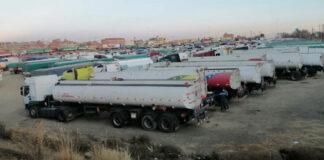 500 Camiones varados en La Quiaca
