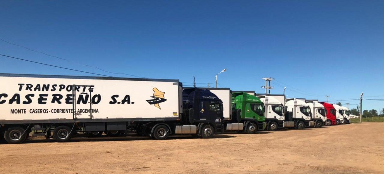 Transporte El Casareño crece con IVECO