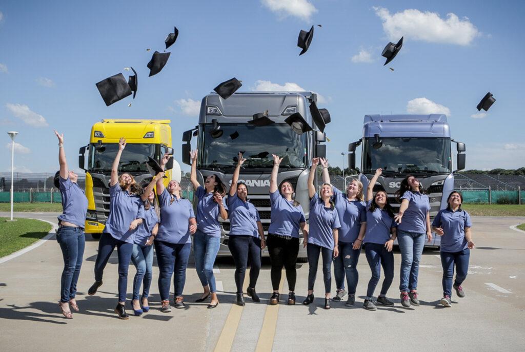 Senado-Conductoras-Scania-Argentina
