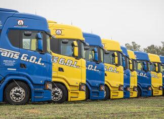 Trans GOL amplió su flota Scania