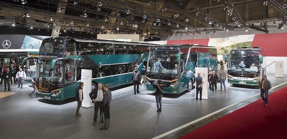 Busworld Latin America en Buenos Aires
