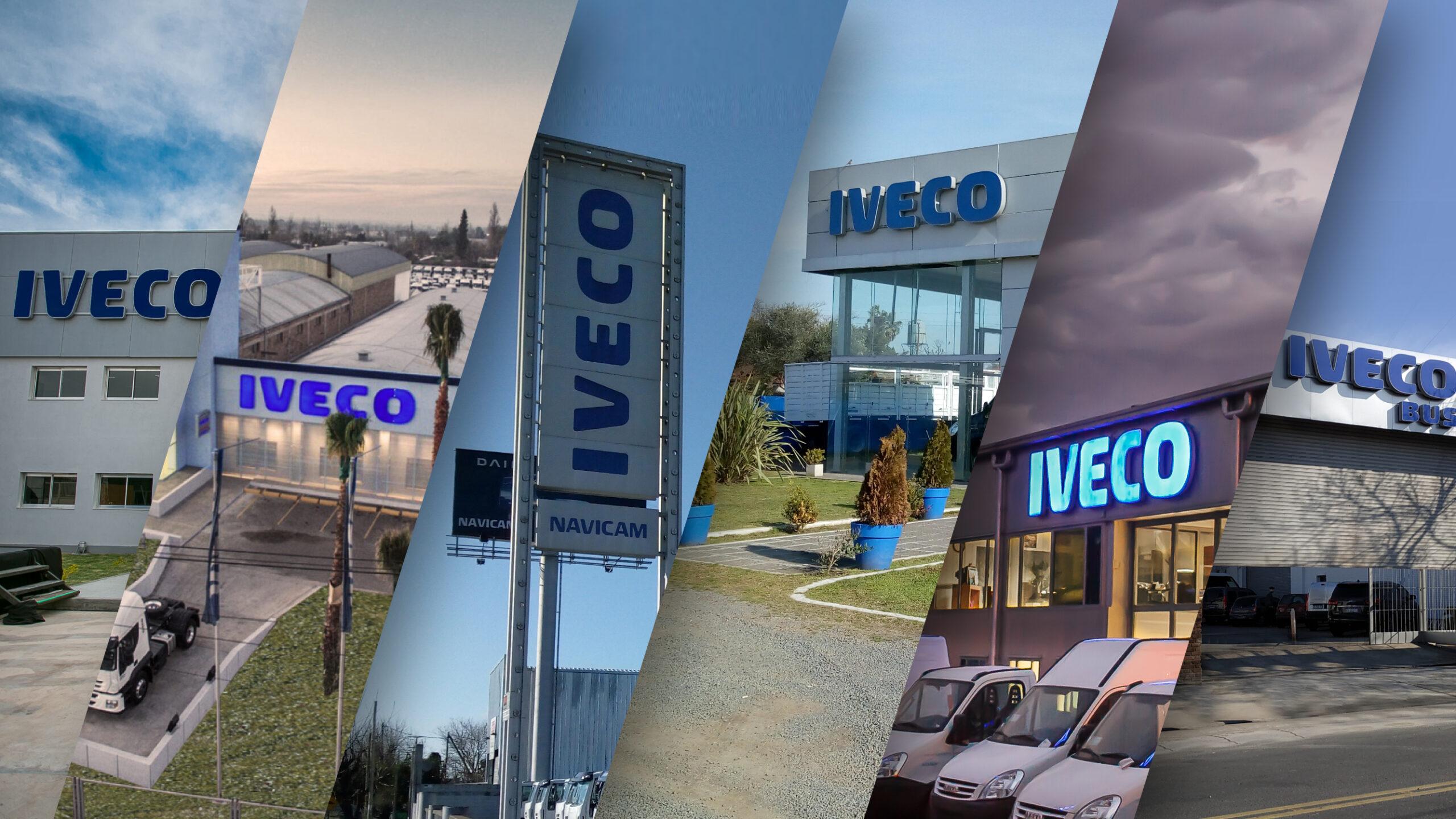 IVECO potencia a su red de concesionarios