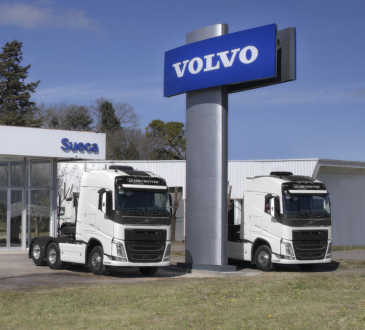 Chivilcoy nuevo concesionario Volvo