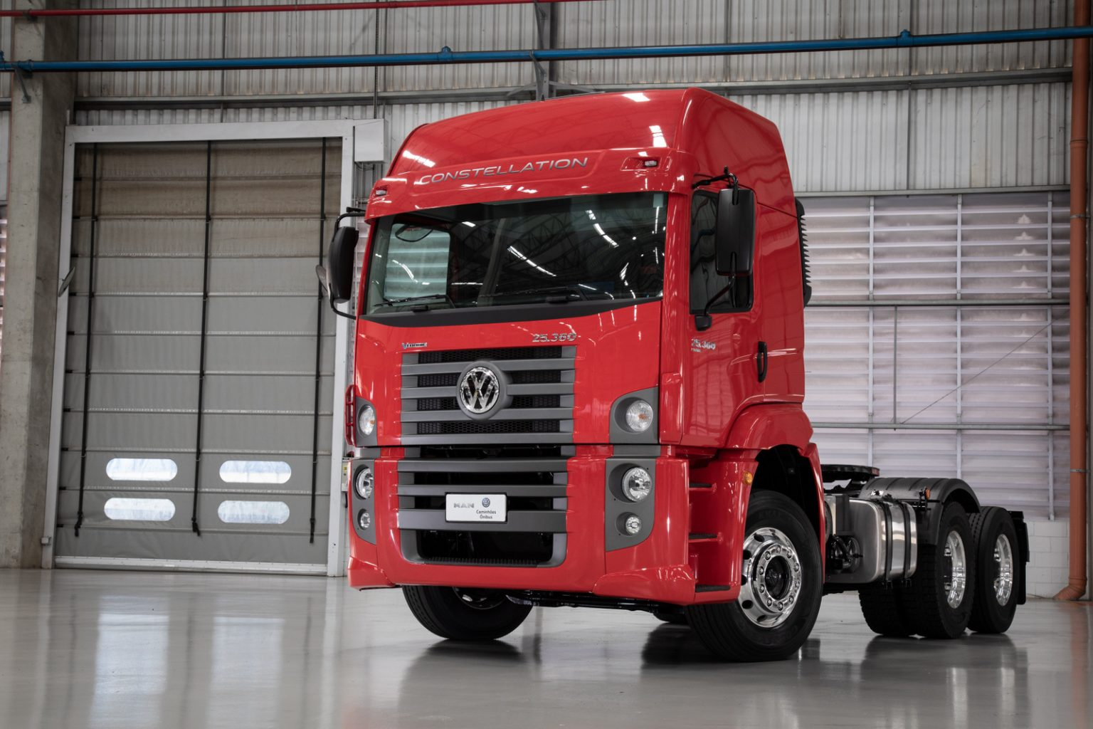 Nueva web de VW Camiones y Buses