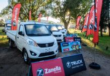 Zanella Z-Truck Lanzamiento