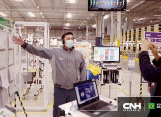 CNH Industrial Logistics Center