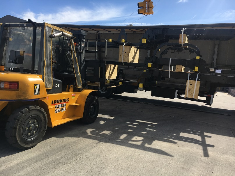 Componentes pesados para Buses de Mercedes-Benz-Primera exportación