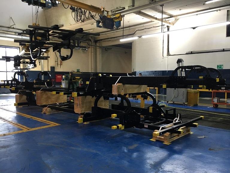 Componentes pesados para Buses de Mercedes-Benz