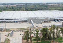 Nueco centro logístico Volkswagen