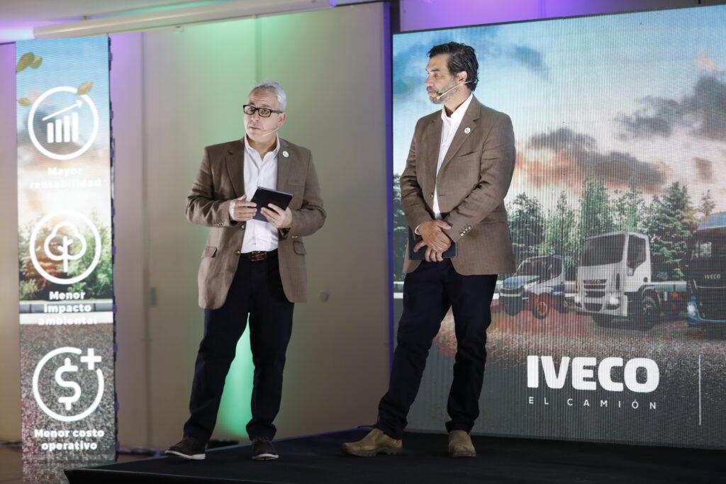 Se lanzó un nuevo Iveco Tector a GNC