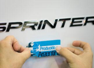 Sprinter producción nacional