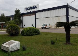 Presentación balance Scania Argentina planta Tucumán