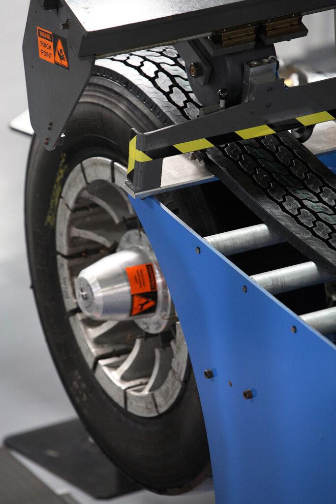 recapado de neumáticos bandag