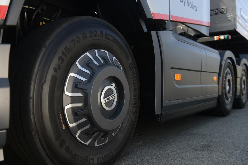 De avanzada Volvo Trucks