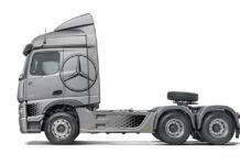 65 años Mercedes Benz Actros Edición Limitada