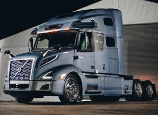 empieza rodar en USA el Volvo VNL autónomo
